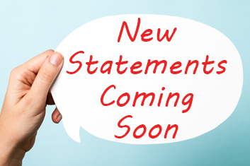 Monthly Statements Get New Look